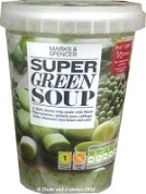 M&S Super Green Soup