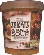 M&S tomato borlotti bean soup 2014sml